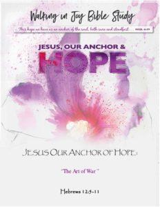 Icon of Week 51 | Hebrews 12:5-11 | To be discussed via Zoom 4/6