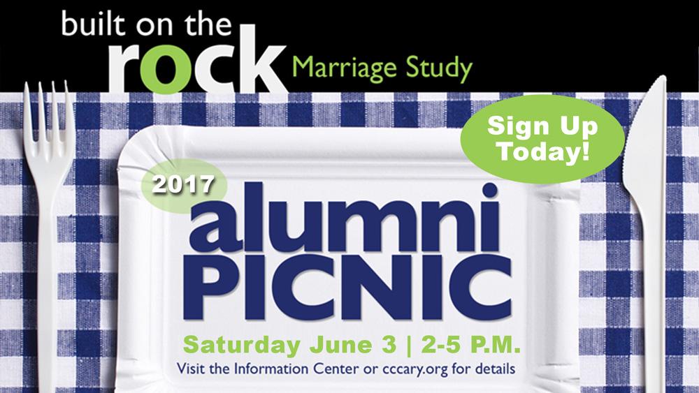 Alumni Marriage Picnic