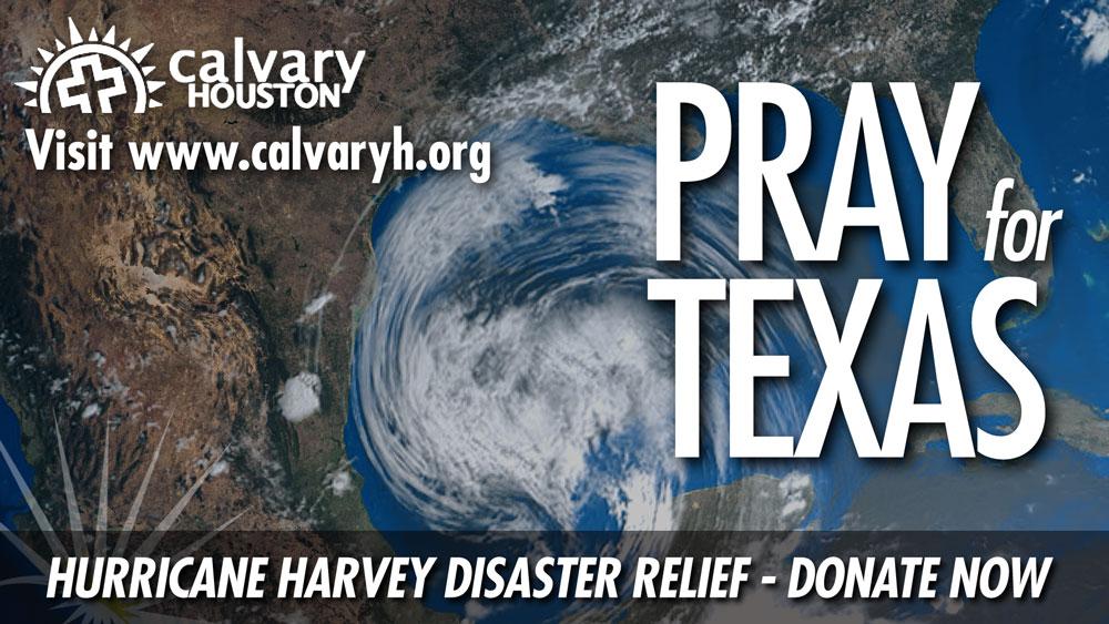 Hurricane Harvey Disaster Relief