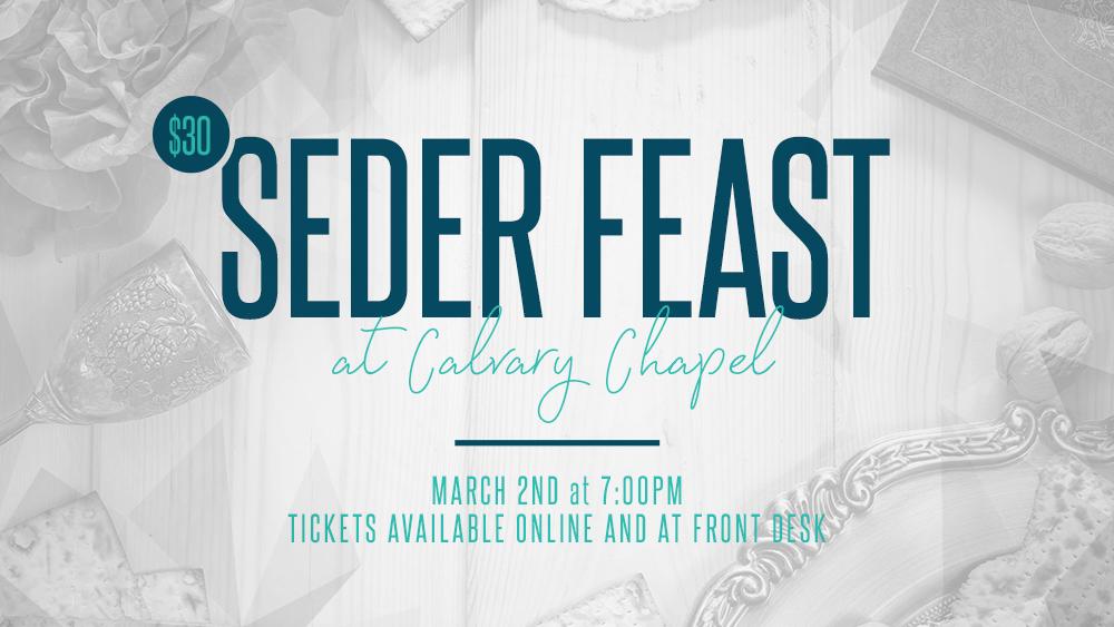 Seder Feast