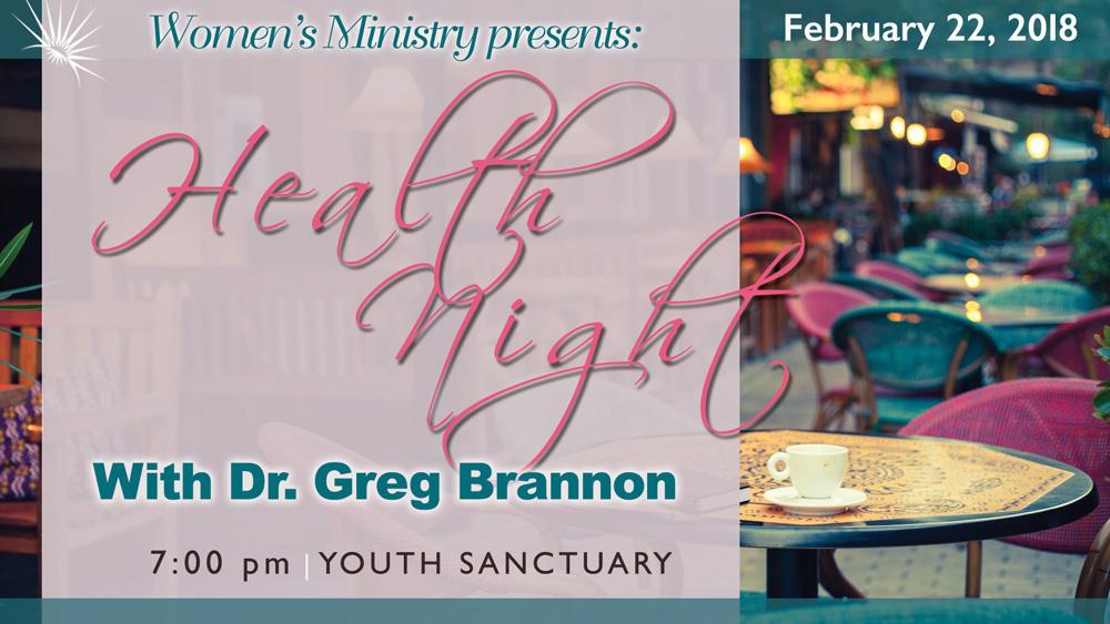 Women's Health Night