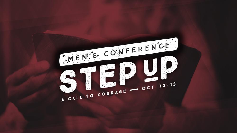 Step UP Men's Conference