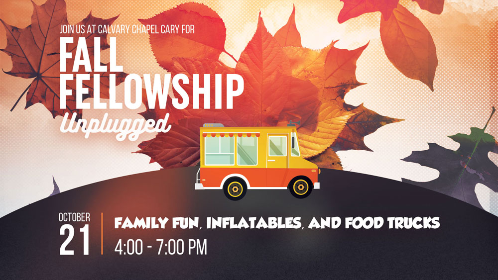 FALL FAMILY UNPLUGGED