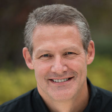 Pastor Kevin O'Brien